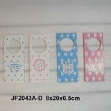 En71 ASTM Woodn Abalorio de verificación en MDF de accesorios para bebés