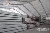 Grande Tenda 40m de largura por exposição ao ar livre Tenda Prático