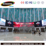 P6 que hace publicidad de la visualización de LED al aire libre