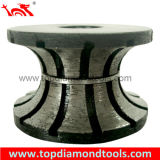 Diamond Router Bits for Profiling Different Stone Edges / Diamond Tools
