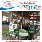 WPC PET Profil-Zeile WPC Decking-Vorstand-Extruder-Zeile