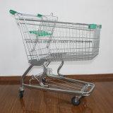 Carrinho de Supermercado carrinhos de compras de bloqueio de moedas de peças