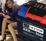 일본 12V 자동 트럭 Mf 자동차 배터리 N100 N120 N150