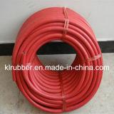 Boyau en caoutchouc flexible rouge de basse pression pour le boyau de gaz de LPG
