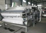 Тип фильтр пояса давления для сточных водов рециркулируя линию