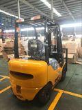 Triplex Mast 1.5 Tonnen-Dieselgabelstapler mit Isuzu Motor