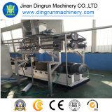 さまざまな生産能力の魚食糧は機械を作る