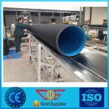 tubo di plastica sulla vendita, tubo di scarico del grande diametro di colore di bianco di 700mm di plastica del grande diametro
