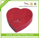 Coração de bijutaria Caixa de oferta (QBJ-1413)