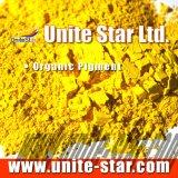 Pigmento orgánico 13 amarilla para plástico