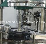 Шипучка может завалка чая сока и машина запечатывания