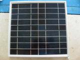 Poly Panneau solaire 10W pour l'off-système de grille