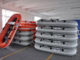Constructeurs en caoutchouc de bateau de la Chine de canot de bateau de pêche de palette de Liya 2.2m-2.8m