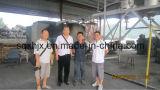 Gomma popolare del mercato dell'Asia che ricicla la pianta oleifera 10tpd
