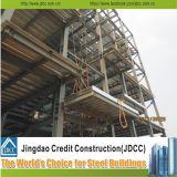 건물과 Prefabricated 집을%s 넓은 경간 빛 강철 구조물