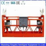 Plate-forme de travail suspendue Zlp500 de la capacité de charge utile 500kg