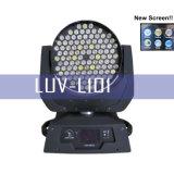 108PCS LED-lampen met bewegende kop