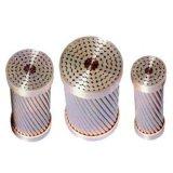 Проводник зебры проводника усиленный сталью ACSR изготовления надземной чуть-чуть алюминиевой