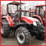 70HP trattore agricolo, trattore a quattro ruote di Yto (YTO704)