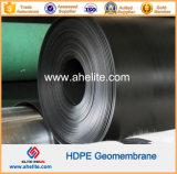 Geomembrana texturizada com aterro feito de grânulo de HDPE