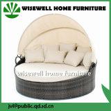 柳細工の藤のLoungerは2つのシートのソファー(WXH-027)によってセットした