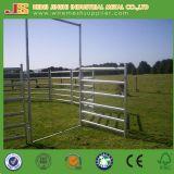 Горячая окунутая гальванизированная загородка панели скотин оборудования поголовья