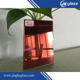 De Gele Weerspiegelende Spiegel Gekleurde Spiegel van uitstekende kwaliteit