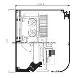 Verrouillage hermétiquement automatique de la porte / étanche à l'air Ss304 Porte hermétique