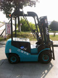 AC MotorのJAC Electric Forklift Cpd15/JAC Electric Forklift Truck