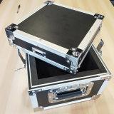 Custom grandes o pequeños equipos de aluminio para los equipos de laboratorio CD DVD Viaje de la cámara