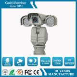 20X 2.0MP CMOS 100mの赤外線明白な方法PTZ CCTVのカメラ
