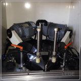 45 de Dubbele Hoofd Scherpe Machine van de graad voor de alu-Houten Positie van de Lengte van het Venster Nauwkeurige