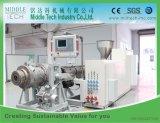 Tubo elettrico di plastica del condotto dell'espulsore PVC/PE/PPR Water&, profilo che si sporge facendo macchina