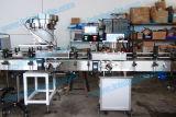 Cuatro ruedas lineal nivelación de la máquina para botellas y frascos con tapones de rosca rosca (CP-300A)
