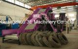 Neumático que recicla la máquina para el neumático del carro/el neumático de la imagen doble por la lámina/el neumático del acoplado Tire/SUV/el neumático a campo través/el neumático campo a través con Ce/3000-4000kg/H