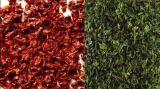Air Séché / déshydratés de poivron vert rouge