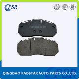Verteiler-Bremsbeläge ECE-R90 mit Befestigungsteilen und Zubehör