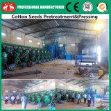 Масло семян при нажатии и Нефтеперерабатывающего завода машины