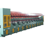 Staaldraadtekenmachine met hoge koolstofuitstoot