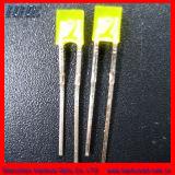 Square 257 diodos LED de luz amarilla (HH-257OCCY940)