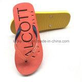 La playa de tres colores Flip Flop zapatos de hombre