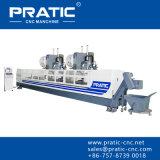 Cara Center-Pyb-2W que trabaja a máquina que muele del PVC del CNC