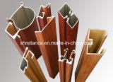 Het Profiel van de Uitdrijving van het aluminium/van het Aluminium voor het Houten Profiel van de Korrel (ral-203)