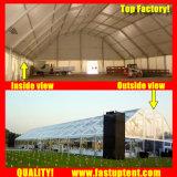 スポーツ・イベント15X50m 15m x 50mのための2018年の多角形の屋根の玄関ひさしのテント50 50X15 50m x 15mによって15