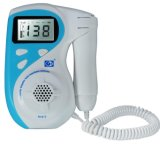 O Doppler fetal (Display LCD senstivity alta)