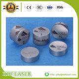 최신 판매 20W 휴대용 섬유 Laser 표하기 기계