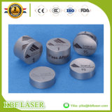 La venta caliente 20W portátil láser de fibra Máquina de la marca