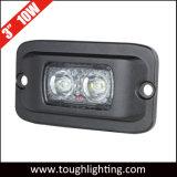 """La C.C. 12V 24V 3 """" 10W vacia luces de reserva del montaje LED"""