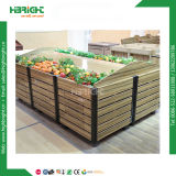 Supermarkt-Gemüse-und Frucht-Ausstellungsstand