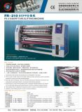Máquina que raja del rodillo enorme de la cinta del corte Machine/BOPP de la cinta adhesiva de BOPP